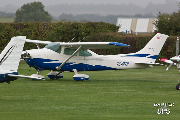 Meppershall Airfield : 18th October