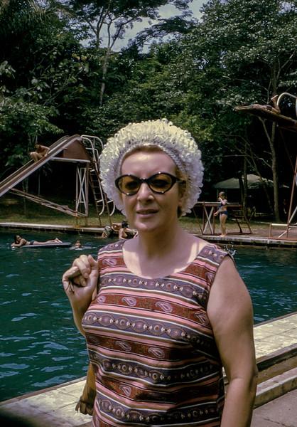 1970- Piscina do Dundo
