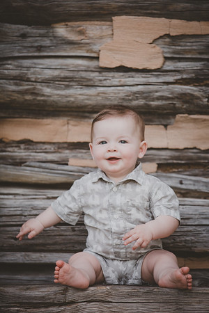 Simon Spagnoli - 7 Months Old