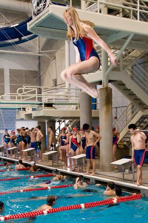Swimming Churchill vs Wootton
