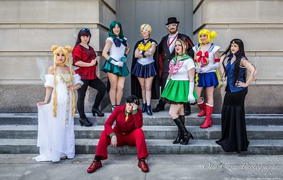 Animazement 2016 Sailor Moon (Saturday)