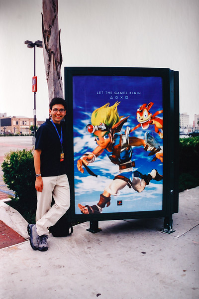 2001: Jak and Daxter at E3
