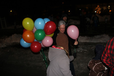 New Year's Eagle Rise, ABC Hi-Rise, Tamaqua (12-31-2012)