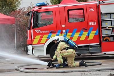 Opendeurdag Brandweer Zone Antwerpen post Noord
