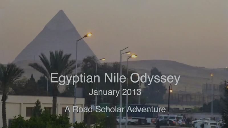 Egypt Nile Odyssey 1080P.mov