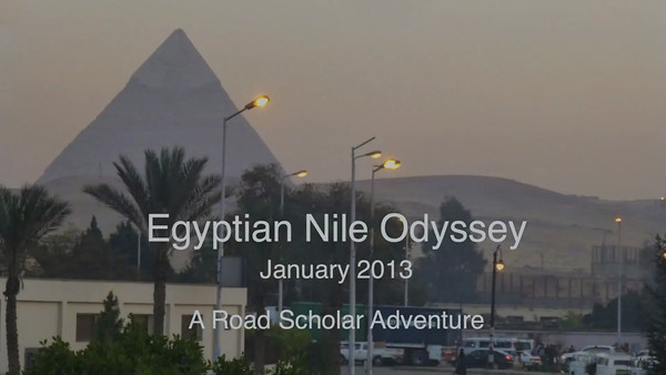 Egypt Nile Odyssey Video