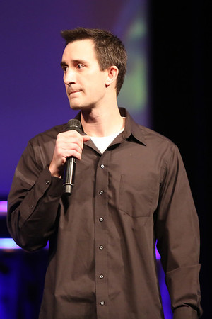 Clayburn Cox Comedy For A Cause