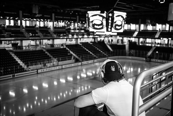 03-11-16 Northeastern Hockey vs Notre Dame Hockey East Tournament