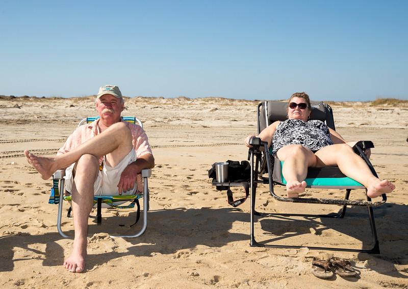 Paul and Kathleen chillin on the beach.jpg