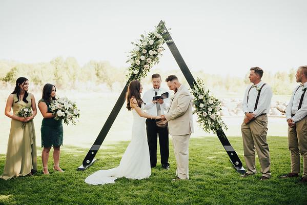 Alyssa & Keiton Wedding