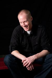Andy Ryan of the Jazz ensemble Alt Tal Jazz Combustion