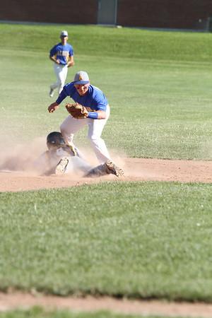 Alden var Baseball vs CSAT 5-23-16