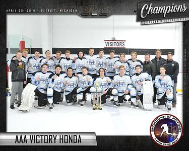 U16 Victory Honda