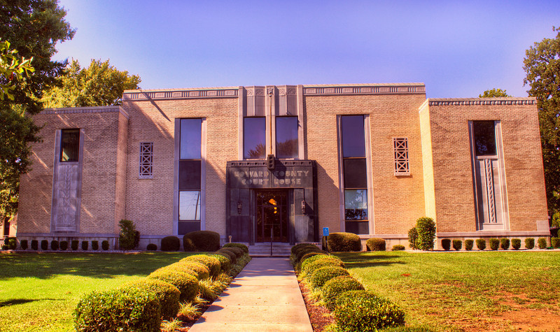 Howard County Courthouse - Nashville