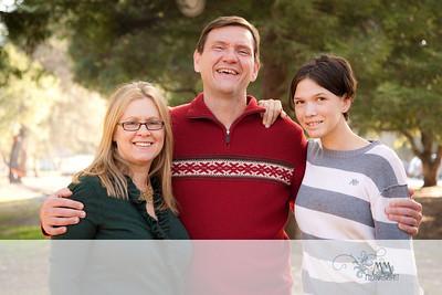 The Bohrk Family Mini-Session