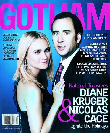 Gotham Magazine Spa Week