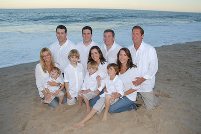 Beach Family Portraits