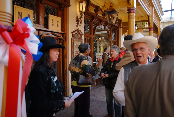 Cheyenne Salon Grand Opening 2-14-08