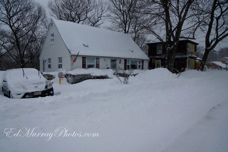 My House (51 Clifton Ave) After