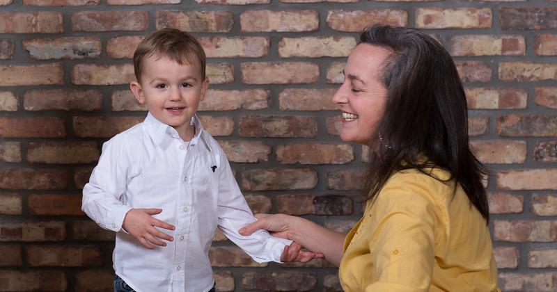 Sandberg 2016 Spring Family Portraits