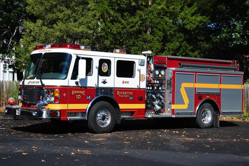 Riverton Fire Department, Riverton Engine 2411