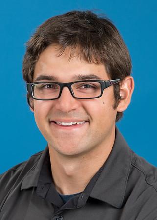 Joey Reusher Headshot