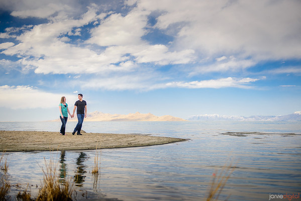 Engagements at GSL and the Salt Flats