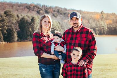 JR & Cheyanne ~ Family