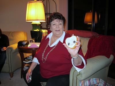 2011/12 - Barbara's Birthday
