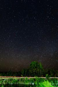 Stars Trails Photography