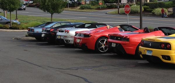 7.21.12 Lime Rock / Wide World Ferrari