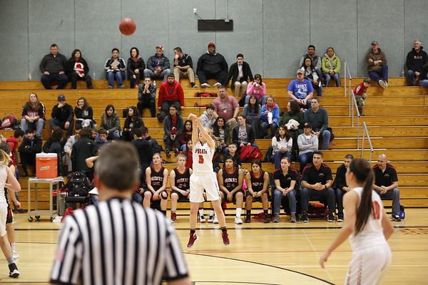 EHS Basketball 2017
