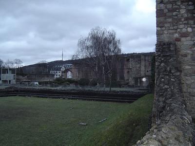 WW II towns