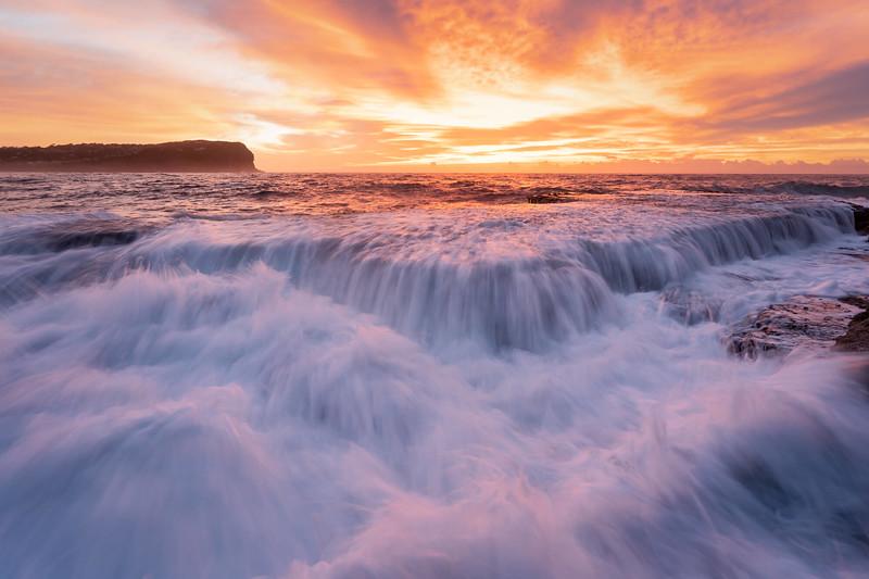 Sunrise macmaster beach.jpg
