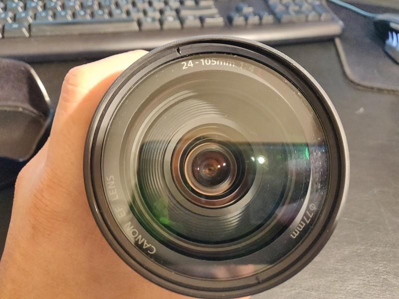Canon  EF 24-105mm 4 L IS USM - Serial UX0716 005.jpg