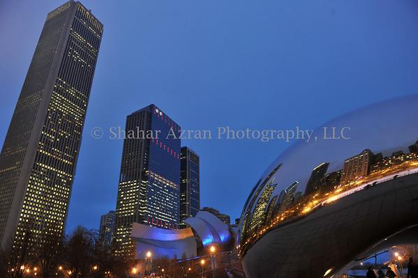 BLUSA Chicago Winter