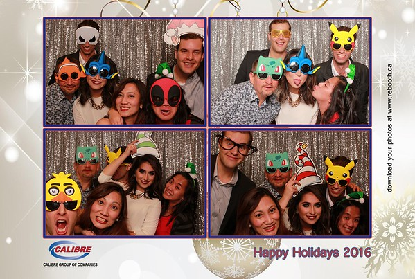 The Calibre Group Holiday Party 2016