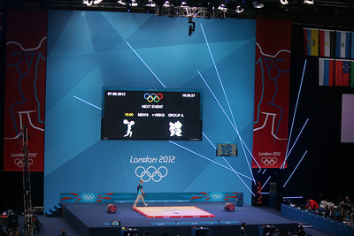 Olympic Games - Men's Super Heavyweightlifting Final (August 2012)