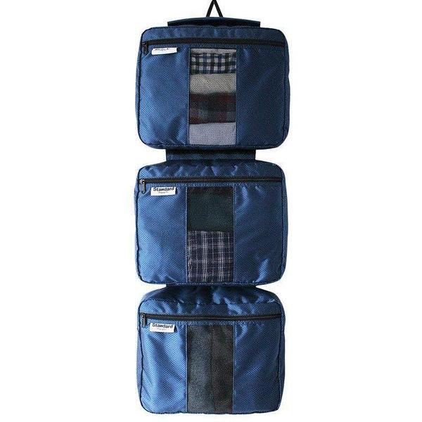 Bloc d'emballage de bagages standard