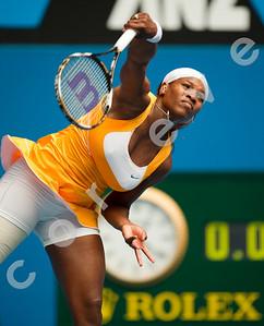 WILLIAMS, Serena (USA) [1] vs SUAREZ NAVARRO, Carla (ESP) [32]