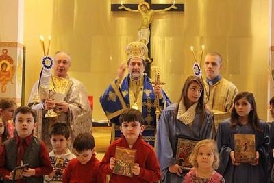 Sunday of Orthodoxy Liturgy - Farmington