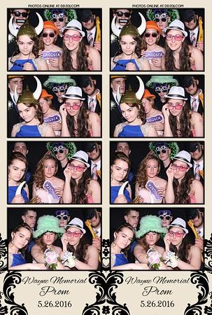 WMHS Prom 2016