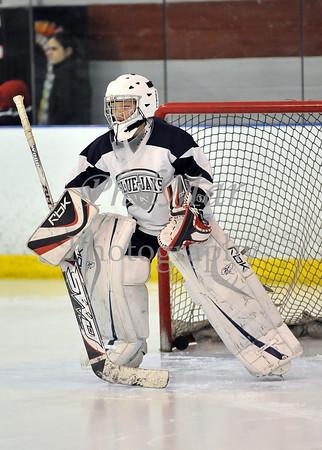 Holy Name VS Muhlenberg Middle School Ice Hockey 2010 - 2011