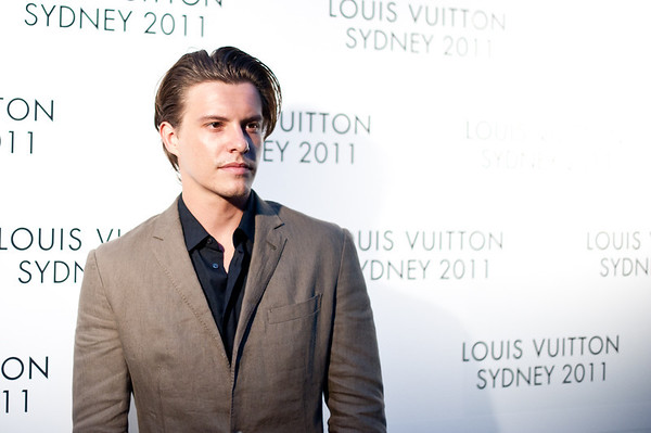 Louis Vuitton George St Opening (02 Dec 11)