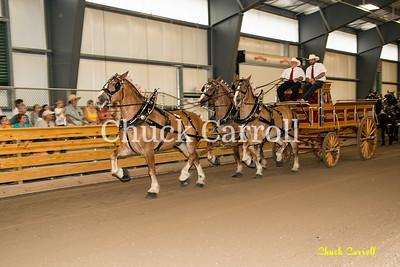 Grange Fair Draft Horse Competition  -   Thursday 8-22, 2013