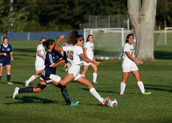 Roxbury Girls Varsity Soccer