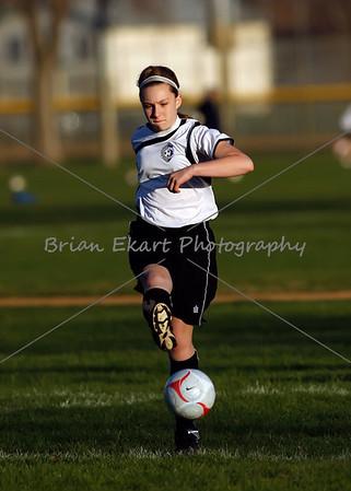 U12 Girls Soccer - SA vs Champlin - 5.5.11