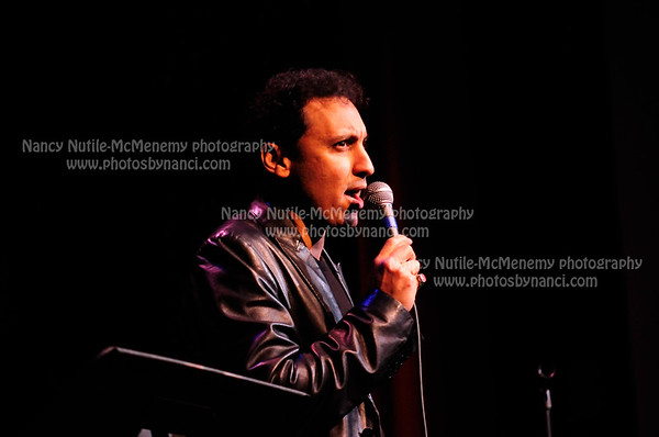 Aasif Mandvi April 17, 2010
