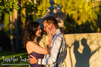 Ivan and Tatyana - Engagement Shoot, Villa Padierna, Marbella