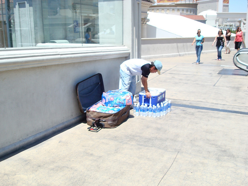 Water salesman